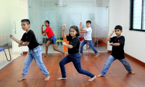 Zumba Classes Near Me, Kids Zumba Classes in Dhanori